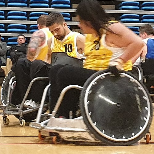 WRC Wheelchair Rugby